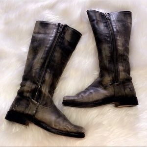 FRYE | Leather Tall Boots